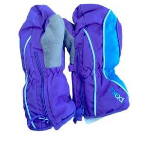 3 for $10 🔥 Head size small zip up winter gloves